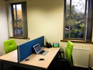 serviced offices harpenden